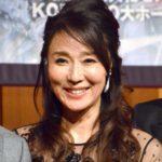 浅野ゆう子 結婚発表 結婚相手 馴れ初め 画像 名前 経歴