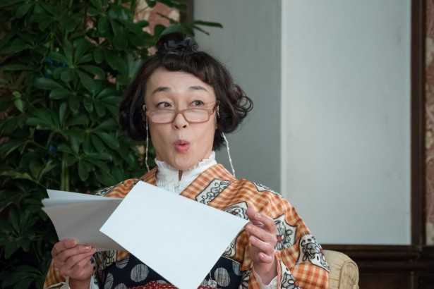 キムラ緑子 華麗なるコケッぷりに本人反省「イメージでやり過ぎちゃった」…名優は変幻自在な最強ベテラン女優