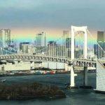 lif1903110028 p1 150x150 - レインボーブリッジに美しい景観!!虹の架け橋色濃く出現!さらに副虹でミラクル重なる