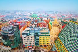 世界で最も住みやすい都市2019が発表!!ダントツ1位はウィーン