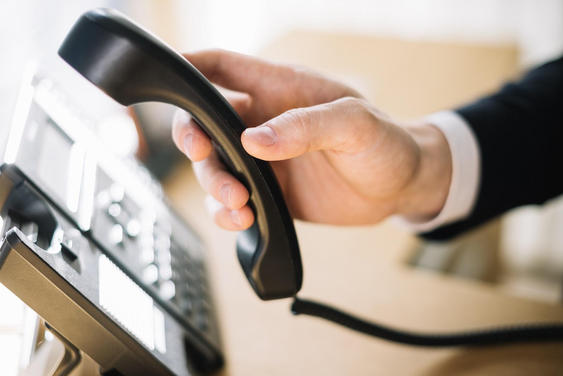 固定電話恐怖症が話題に!!ネットの反応は?