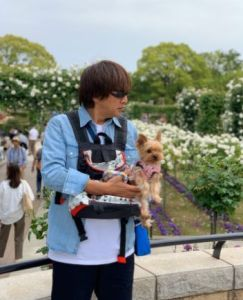 野呂佳代の父親がブログに登場!!「かっこいい」と大反響