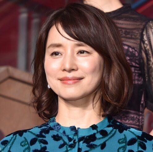 石田ゆり子 天使みたいな可愛さが人気!ペットとの私生活や結婚相手の条件